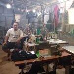 Jasa konveksi Maklun, Haris Sukses Produksi Pakaian Busana Gamis