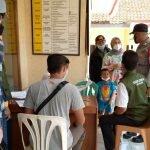 Serentak, Pemdes Selajambe Laksanakan Vaksinasi Tahap 1 dan 2